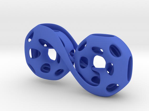 Infinity Twist  3d printed