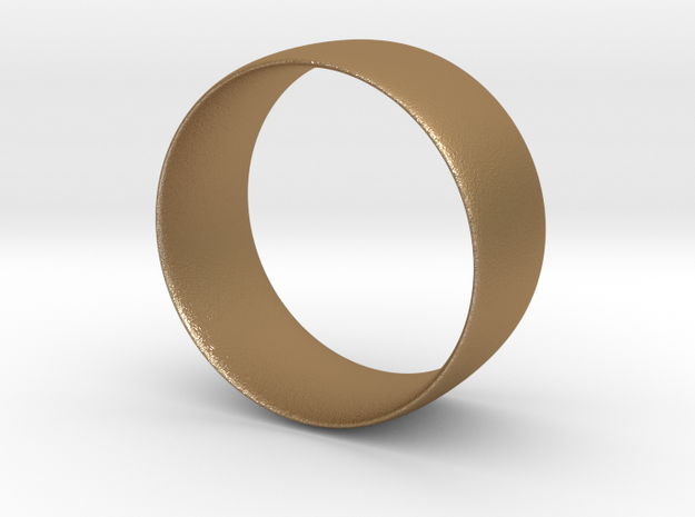 Gibbon Ring 6 3d printed