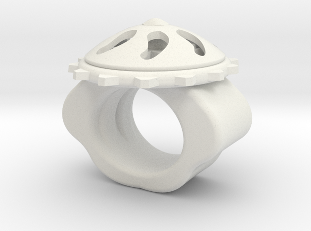 Fan Ring Size 5 3d printed