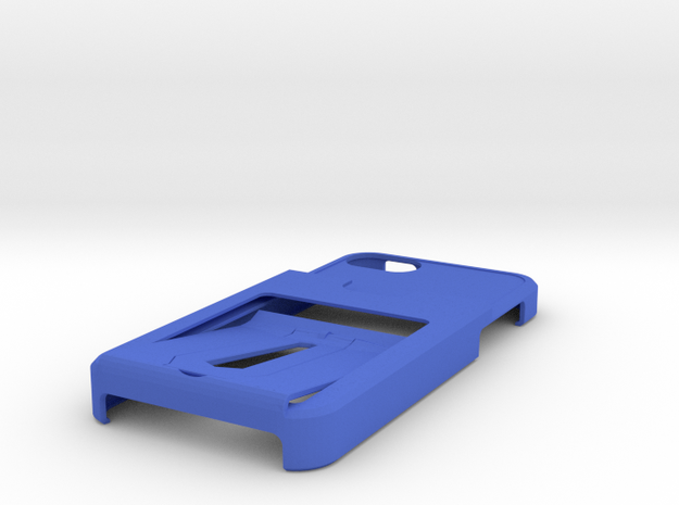all-in-one Tank iphone 5 wallet case w/ money cli 3d printed