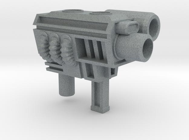 Generation 2 Sideswipe 5mm Gun in Polished Metallic Plastic