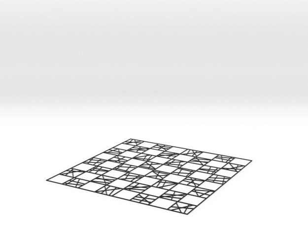 board 3d printed