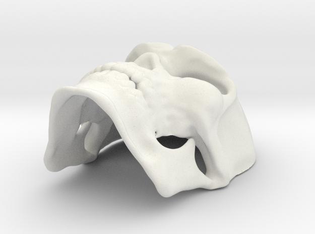 Splatterhouse Skull Mask 3d printed