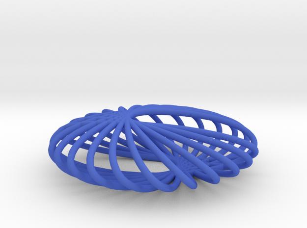 elipsed pendant 3d printed