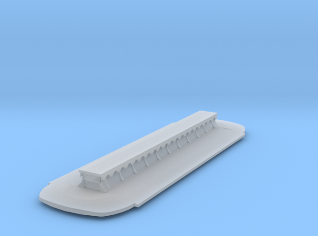 Giant's Causeway tram 2 roof 3d printed