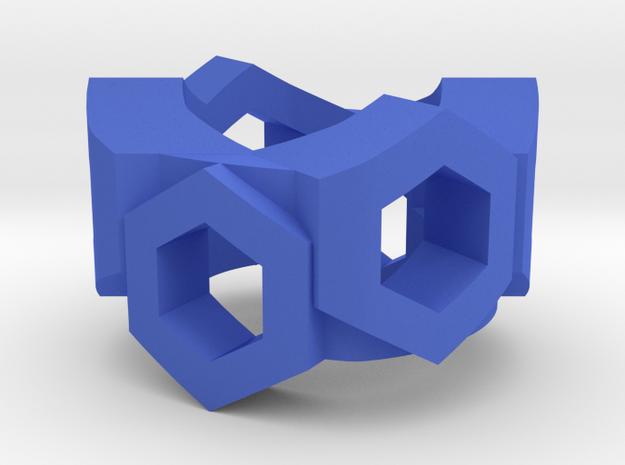 ModiBot Hex Utility Belt 3d printed