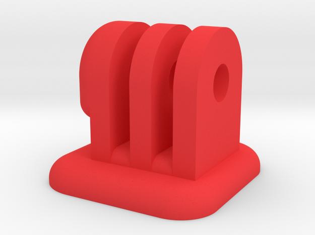 GoPro Mini Flat Mount 3d printed