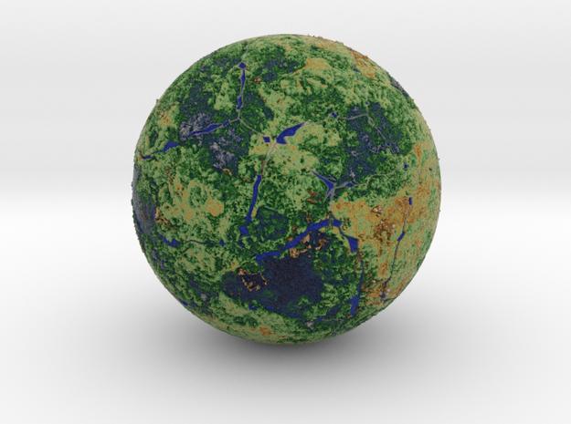 Planet01meshed07 Letsgo in Full Color Sandstone