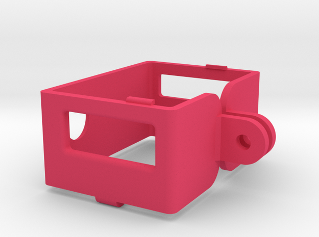 GoPro Frame Mount for HD Hero/HD Hero 2 3d printed