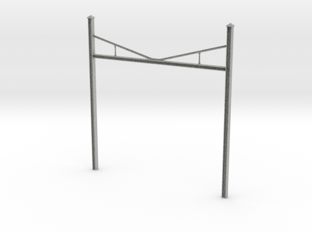 Catenary Pole Economy Size 3d printed