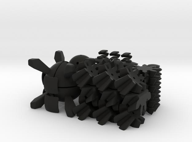 Danger Cube 3d printed