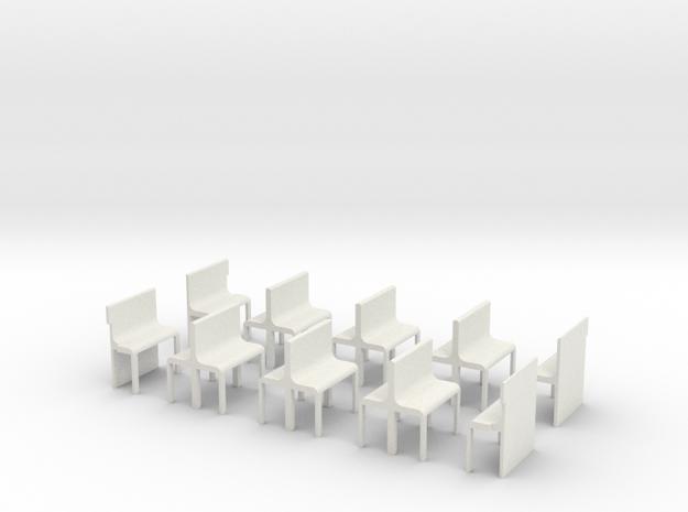 0e-Sitzgruppe Magic Train 3d printed
