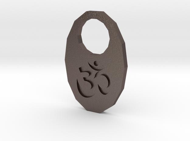 Key chain pendant 11072012 3d printed