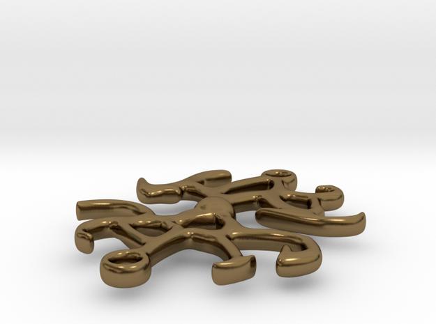 tlj Balance Pendant 3d printed