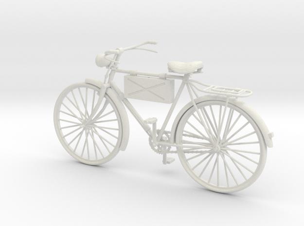 1:18 German WW2 Scout Bicycle 3d printed