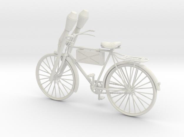 1:18 German WW2 Panzerfaust Bicycle