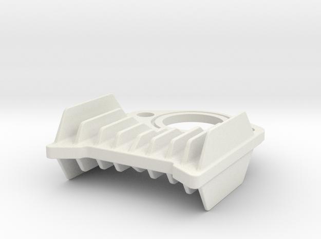 HeatPump in White Natural Versatile Plastic