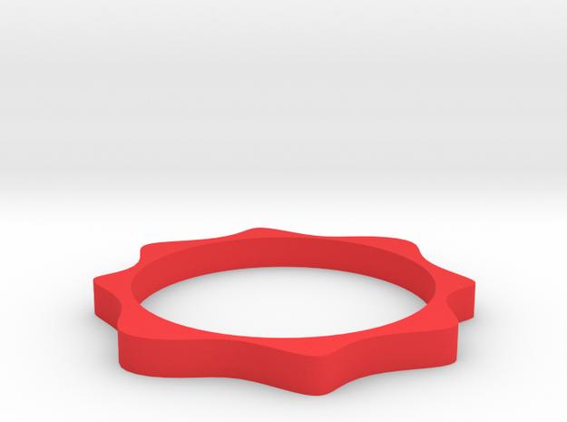 Cosinus ring 3d printed
