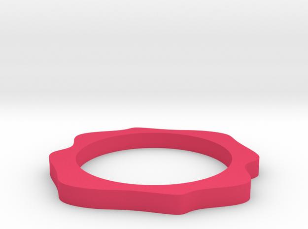 Sinus ring 3d printed
