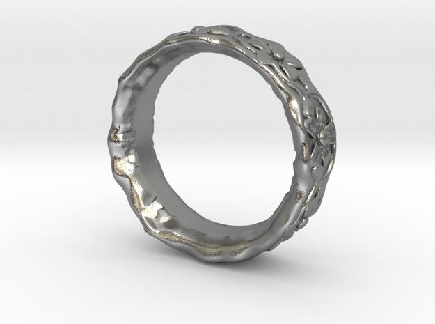 Flower Ring S 6.5 u.s.