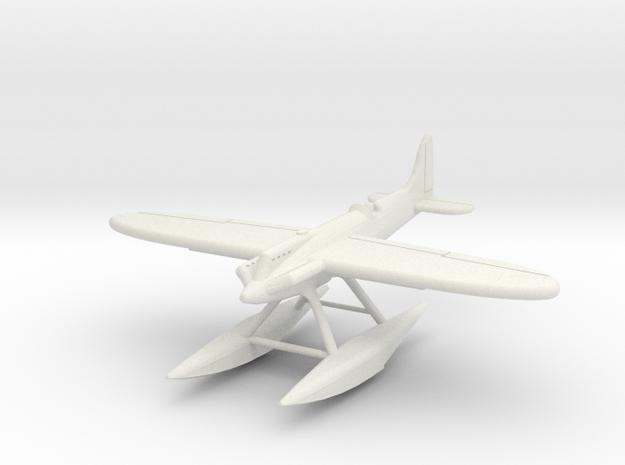 GAAR17 Supermarine S.4 1/144 in White Natural Versatile Plastic