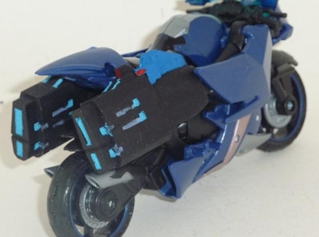 TFP Arcee Blasters 3d printed Blasters (Painted WSF)