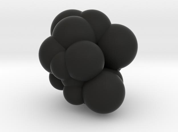 Cloud Bead 3d printed