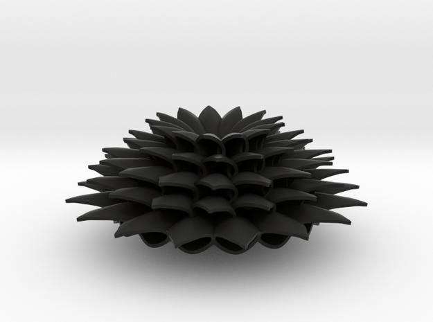Big Bloom Pendant 3d printed