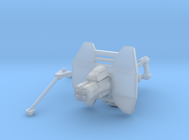 advanced thermal laser cannon 001a tripod 3d printed