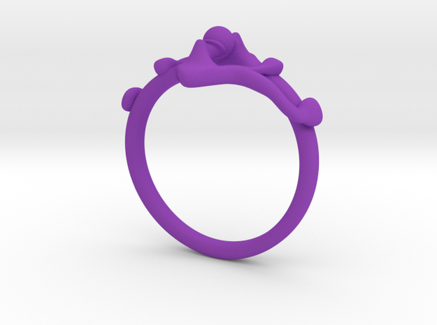 Twister ring 3d printed