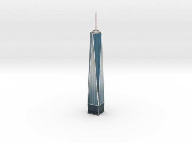 1WTC30cm in Full Color Sandstone