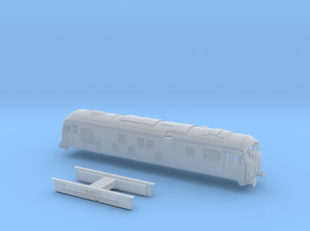 BR Class 24 - T - 1:450 3d printed