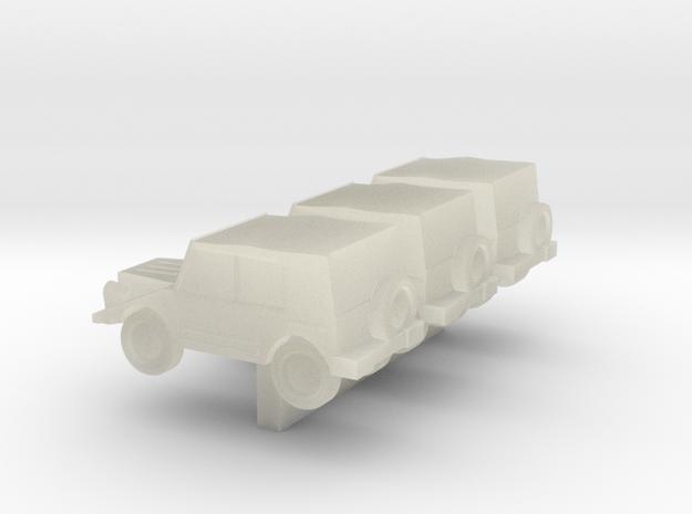 N Scale DKW Munga 3d printed