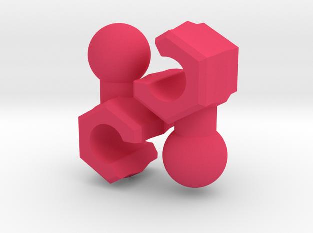 ModiBot Knuckle Hand Set (updated) 3d printed