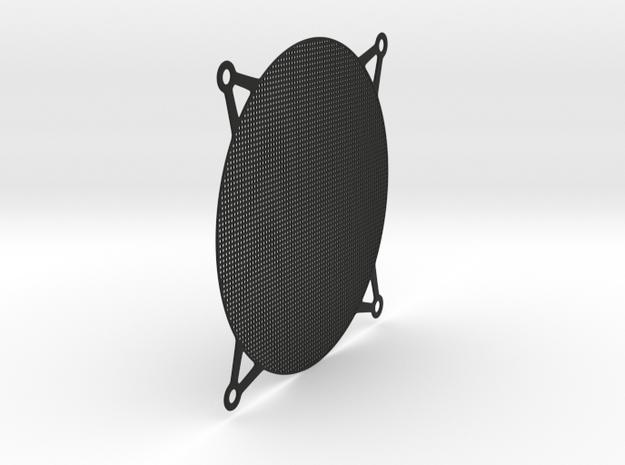 120mm PC Fan Filter 3d printed