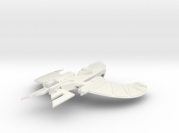 Romulan Nuleon Class 3d printed