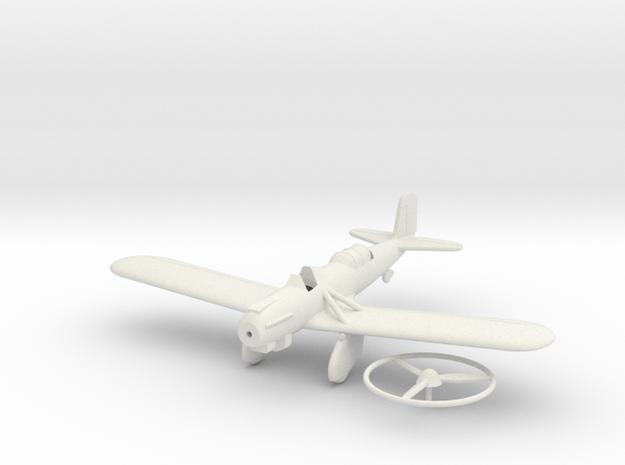 1/144 Curtiss A-8 Shrike 3d printed