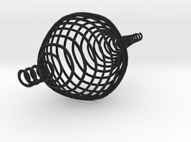 Spiral Peak 3d printed