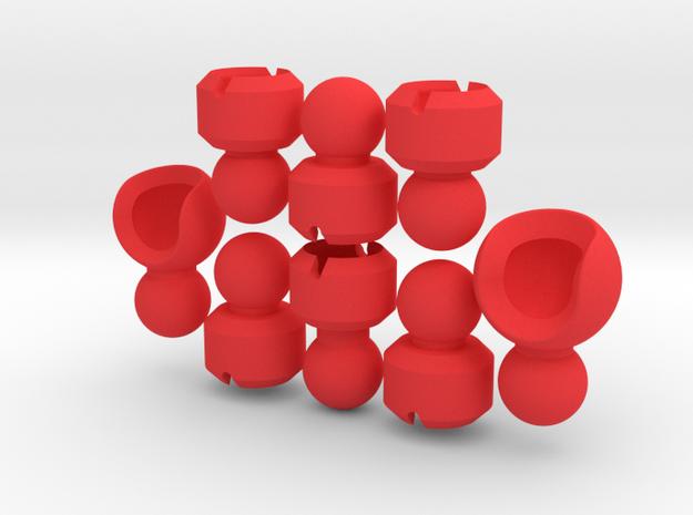 ModiBot Tentacle 3d printed