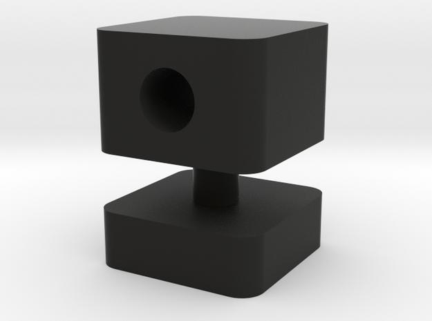 Quadrado Rhino in Black Natural Versatile Plastic