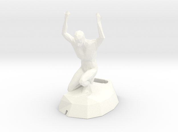 Atlas for iPhone 3GS, 4, 4s 3d printed