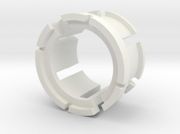 Electrolux plug B in White Natural Versatile Plastic