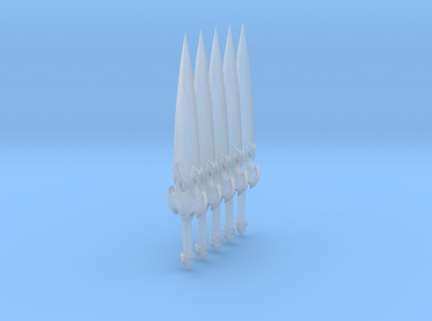 Sword 01 (barbarian sword) 3d printed
