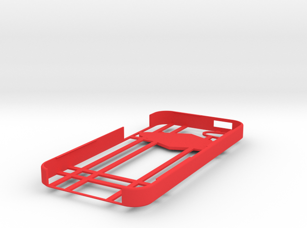 iPhone 5 Las Vegas Case (Customizable) 3d printed