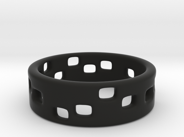 The Dots - Ring - size53 - diam16,9mm 3d printed