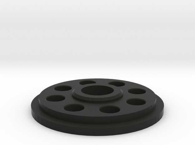 Pommel Insert   Charge Port Center Hole 3d printed