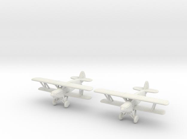 1/200 Avia B-534 (x2) in White Strong & Flexible
