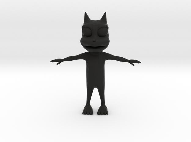 Little Devil 3d printed