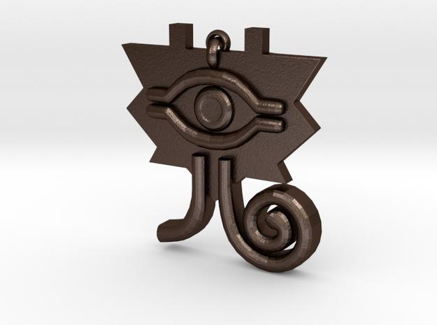 [By-mE] Millennium puzzle 3d printed