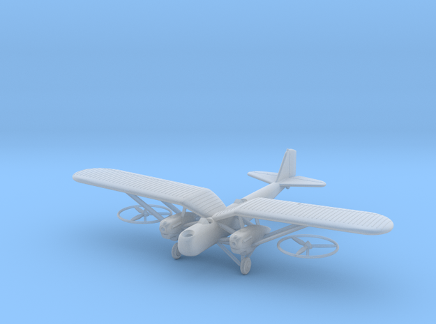 1/144 Douglas B-7 3d printed